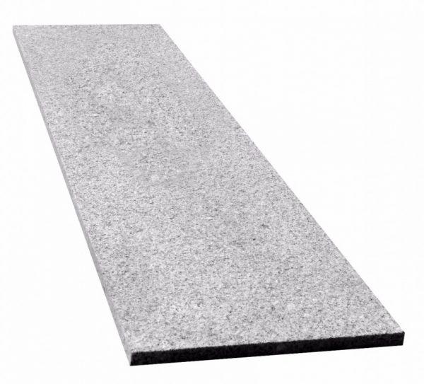 stopnica granitowa szara