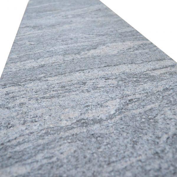 Juparana granit płomieniowany powierzchnia Tczew
