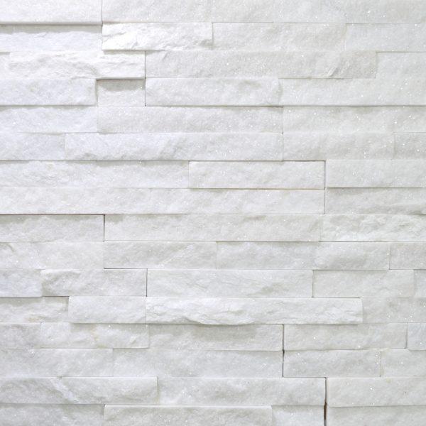 panel dekoracyjny biały błyszczący