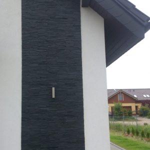 realizacja z panela kamiennego łupka