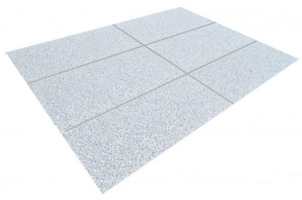 granit szary g603 płomieniowany szczotkowany