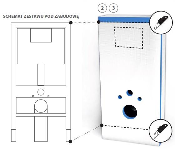 rysunek wim platte system