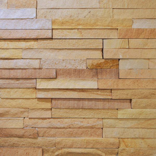 piaskowiec dekoracyjny yellow sandstone
