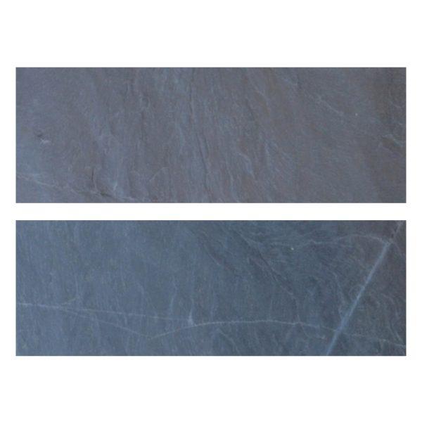 black slate 10x30 kamien naturalny płytka