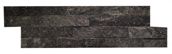 panel czarny z miką kamień płytka