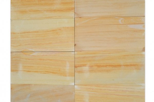 piaskowiec sunny sunset teakwood ściana