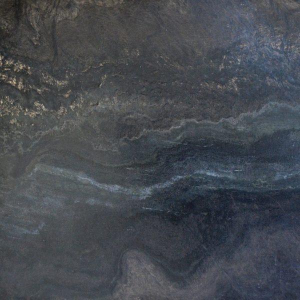 czarny kamień naturalny kwarcyt dekoracyjny podłogowy