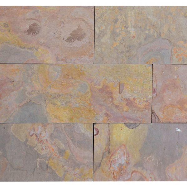 kamień dekoracyjny panel elewacyjny multicolor