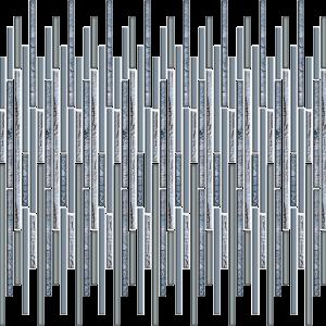 mozaika paski szkło A-MGL06-XX-026