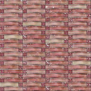 różowa szklana mozaika A-MGL08-XX-006