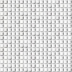 mozaika szara świecąca szklana A-MGL08-XX-014