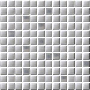 mozaika szklana srebna A-MGL08-XX-053