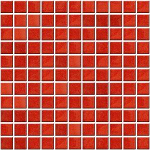 mozaika szklana czerwona A-MGL08-XX-058