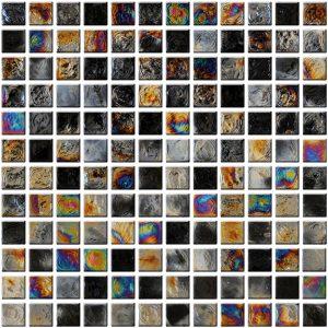 mozaika szklana kolorowa A-MGL08-XX-062