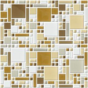mozaika szklana beżowa A-MGL08-XX-069