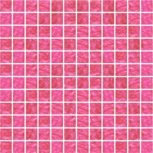 różowa mozaika na basen A-MGL08-XX-087