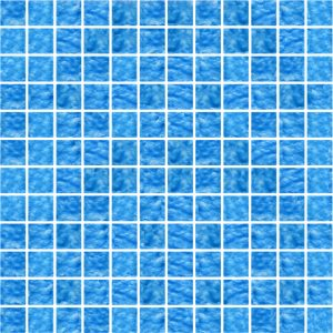 niebieska mozaika basenowa A-MGL08-XX-088