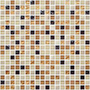 mozaika szklano kamienna A-MMX08-XX-007