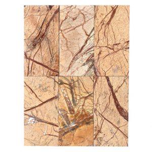 rain forest brown marmur na posadzkę ścianę dekoracyjny