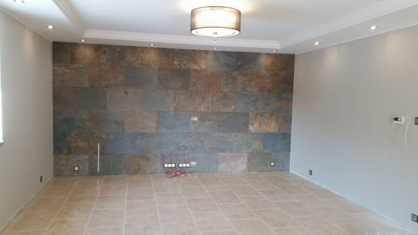złoty łupek na ścianę 40x60 gold kamień naturalny
