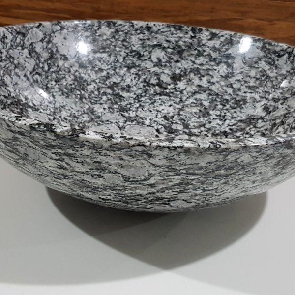 zlew umywalka nablatowa granitowa z granitu kamień anturalny
