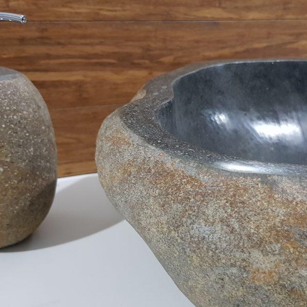 umywalka z kamienia