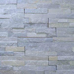 kamień naturalny łupek grey na ścianę