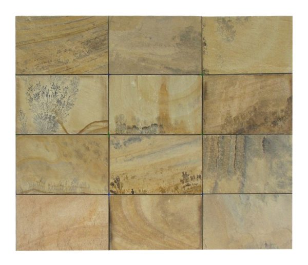 mint fossil łupek dekoracyjny na ścianę elewację podłogę