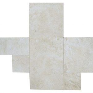queen beige opus pattern układanka rzymska