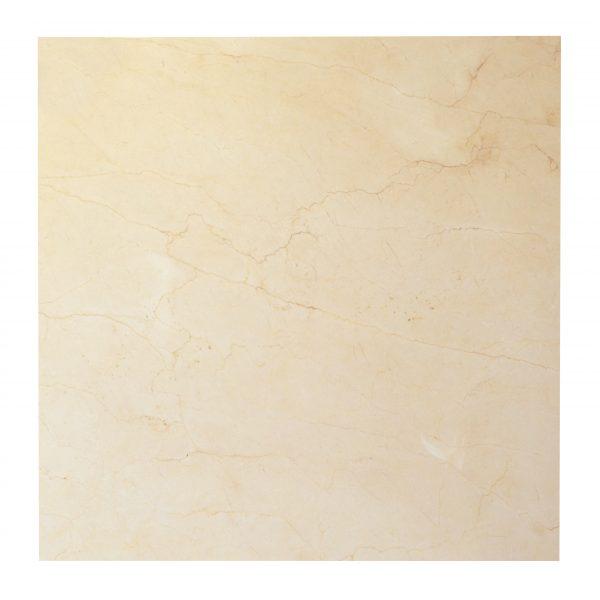 płytka kamienna polerowana crema marfil